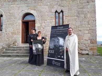 Concello e Deputación impulsan unha nova edición do Mercado Medieval de Alfoz