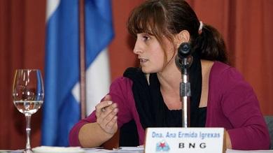 Ana Ermida en RadioVoz sobre o servizo de socorrismo: