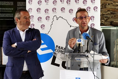 O posto da marca …E para comer, Lugo fará promoción turística da provincia en La Vuelta 2019