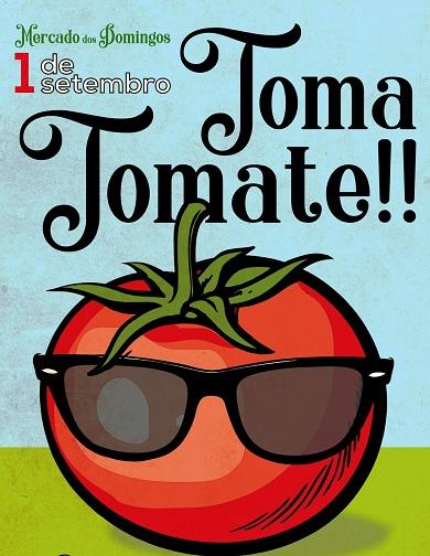 O Mercado dos Domingos de Ribadeo renderalle homenaxe ao tomate o 1 de setembro. Haberá degustación deste produto da horta e tamén música, entre outras actividades