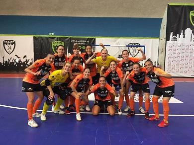Pescados Rubén, campeón de 4 Nations Futsal