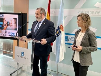 A Xunta resolve axudas para un cento de comerciantes e artesáns da provincia por importe total de case 670.000 euros