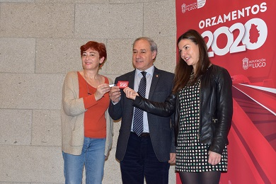 A Deputación consolídase como referente en políticas sociais  destinándolles o 33% do Orzamento 2020, que ascende a 92M€