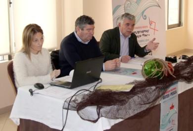 A Fundación Expomar presenta en Burela o primeiro Congreso Nacional de Artes de Pesca