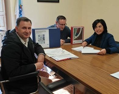 Comezan as actividades do Centro de Coñecemento da Fundación Expomar en Burela