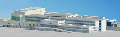A Xunta adxudica en 1,8m€ a obra de mellora das fachadas no Hospital da Mariña
