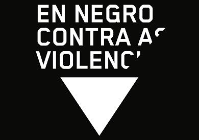 """O Concello de Barreiros súmase por vez primeira á campaña """"En Negro Contra as Violencias"""""""