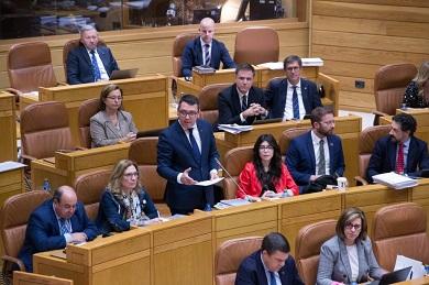 Daniel Vega preguntará no Parlamento de Galicia se o Goberno central ten trasladado á Xunta algunha proposta de solución para a planta de Alcoa en San Cibrao