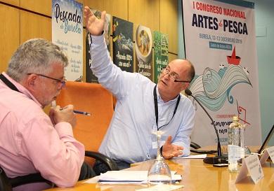 Burela acolleu o primeiro Congreso Nacional de Artes de Pesca