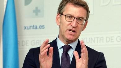 Feijóo traslada a Pedro Sánchez a axenda Galicia e pídelle solucións inmediatas para evitar o peche de Alcoa e para saldar a débeda do goberno coas comunidades