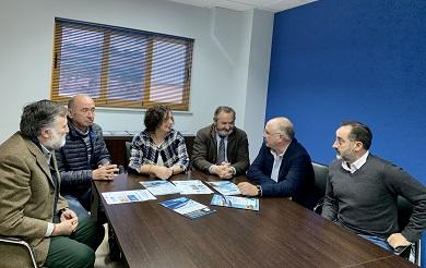 A Xunta apoia a actividade da Organización de Produtores Pesqueiros de Lugo cunha achega de 325.000 euros