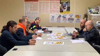 En Marea aposta por un novo estatuto para a electrointensiva que garanta a continuidade de Alcoa e dos seus postos de traballo