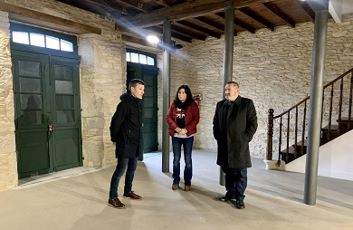 A Xunta achega máis de medio millón de euros ao Concello de Muras para executar diversas melloras en infraestruturas e servizos municipais