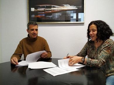 Concello de Ribadeo ampliará as súas dotacións deportivas coa instalación de dúas novas pistas de xogo