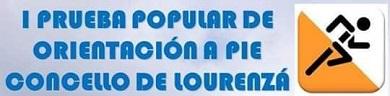 A primeira Proba Popular de Orientación a pé Concello de Lourenzá, que se suspendeu o 22 de decembro debido ao temporal, convócase agora para o 8 de marzo