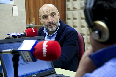 Néstor Rego en RadioVoz: