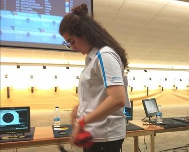 Yolanda Rodríguez termina o ano como numero un da clasificación nacional sub23