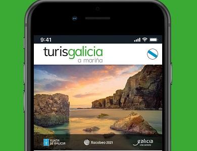 A Xunta apoia o lanzamento da nova APP Turisgalicia para dar a coñecer os principais atractivos turísticos da Mariña