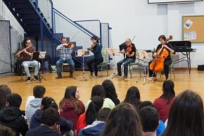 Amplíase o prazo depreinscrición para o Curso 2020-2021 na Escola Municipal de Música de Xove