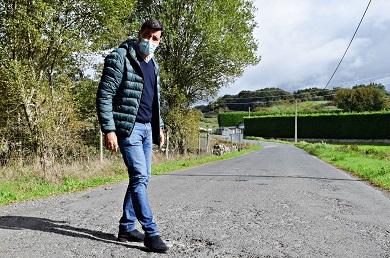 O PP insta ao presidente da Deputación a renunciar a exercer tamén como delegado de Vías e Obras, porque ten totalmente abandonadas as estradas provinciais