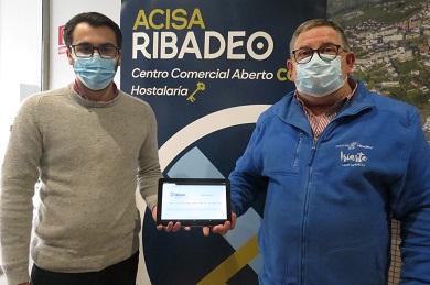 Acisa presenta a súa nova plataforma de venda  online:  Ribadeo Cercar de Ti, para achegar o comercio local aos seus clientes a través de internet