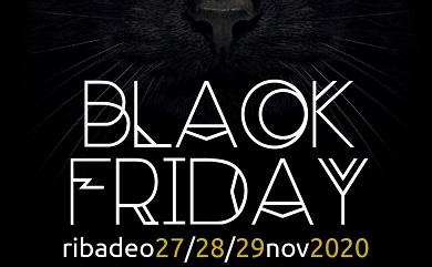Grandes ofertas e descontos no Black Friday de Acisa Ribadeo, que se celebra do 27 ao 29 de novembro en 35 comercios asociados