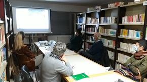 O Club de lectura da Bilioteca Pública de Alfoz inicia unha nova lectura
