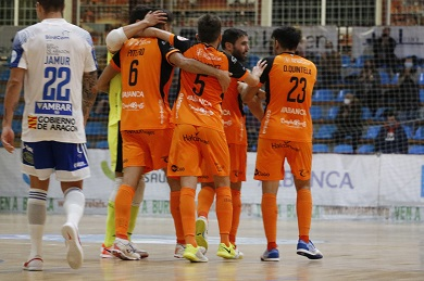 Gran acollida de Burela FS TV