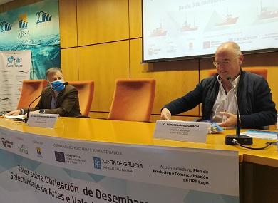 A OPP de Lugo organizou unha nova xornada sobre valorización e obriga de desembarque
