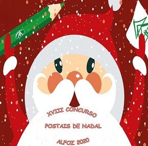 Aberto o prazo para o XVIII Concurso de Postais de Nadal, organizado un ano máis desde a Biblioteca Pública de Alfoz