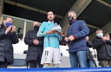 O Viveiro CF proclamouse campión do LXIX Trofeo Emma Cuervo, tras vencer por 2 goles a 1 á SD Compostela