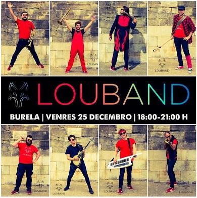 A Concellería de Cultura de Burela programa actuacións de música, cine e teatro do 25 ao 27 de decembro
