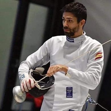 O mariñan Cristóbal Rodríguez, novo delegadofederativo de pentatlón para Madrid