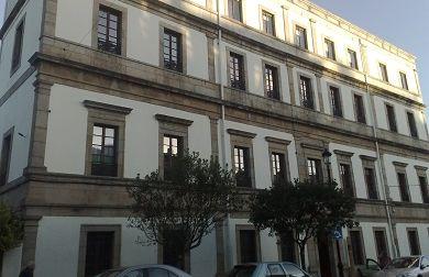 Confirmados 8 novos positivos por Covid19 no Hospital Asilo de Ribadeo. En total son 14 as persoas afectadas polo gromo detectado a semana pasada