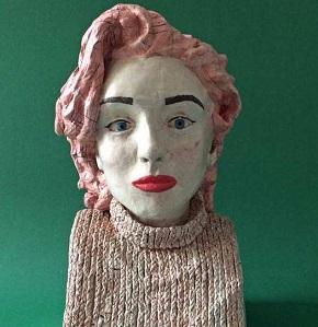 "Este mércores, ás 20h, terá lugar a conferencia: ""La Escultura de Papel"" impartida por Mila Vázquez Otero"