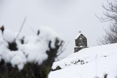 A Deputación dotará a parroquia focense de San Acisclo dun novo local social con 43.000€