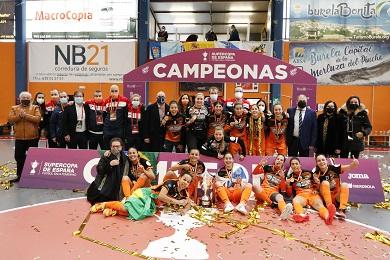 Pescados Rubén Burela, recoñecido mellor club feminino nos Futsalplanet Awards 2020