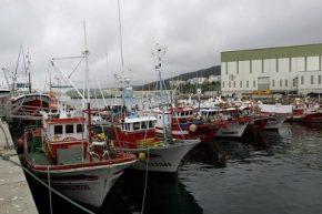 14 dos 15 tripulantes do Valle Fraga, atracado en Burela, deron positivo por Covid