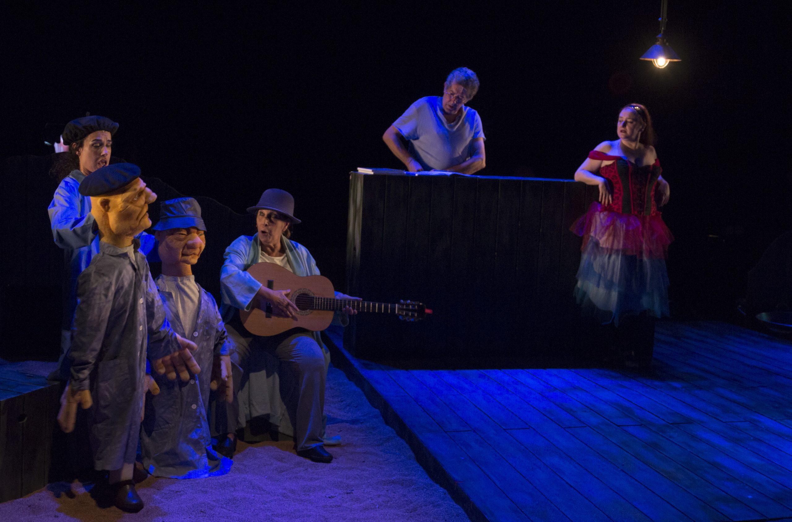 A Xunta ofrece 25 actuacións escénicas e musicais na Mariña ata xuño a través da Rede Galega de Teatros e Auditorios