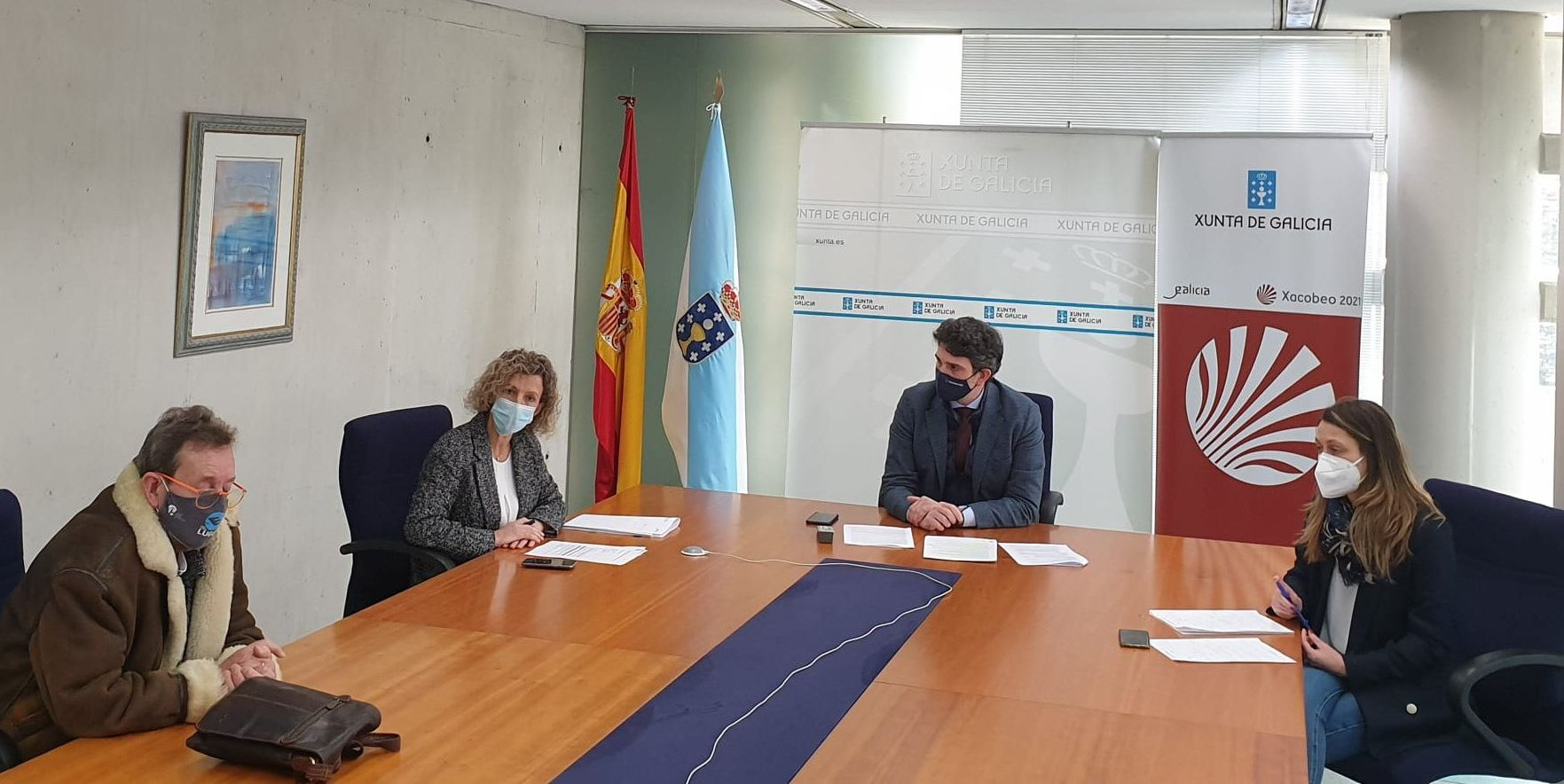 A Xunta culmina este martes a activación do segundo plan de rescate convocando novas axudas para os sectores máis prexudicados