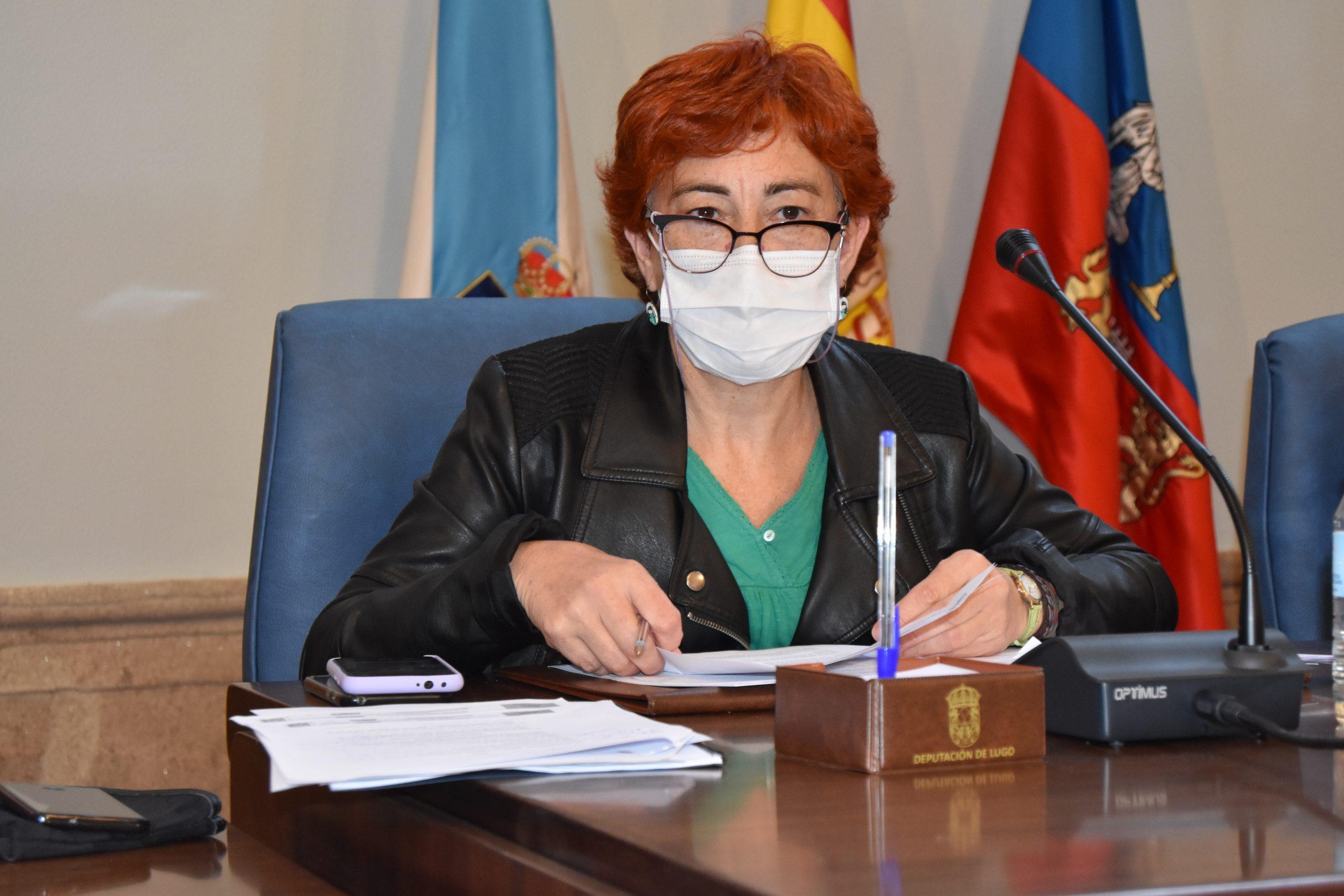 O goberno provincial reclama á Xunta máis recursos para atención domiciliaria e  novas prazas públicas en residencias e centros de día