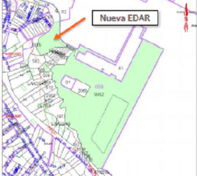 Este xoves será adxudicado o proxecto executivo da Edar de Burela e nos próximos días licitarase a obra complementaria