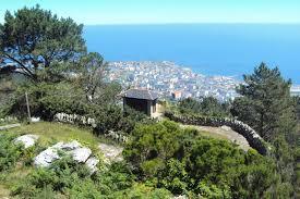 O alcalde, Alfredo Llano, a concelleira de Medio Ambiente, Toñi Eijo, deron inicio á campaña de repoboación con especies autóctonas na área recreativa do Monte Castelo