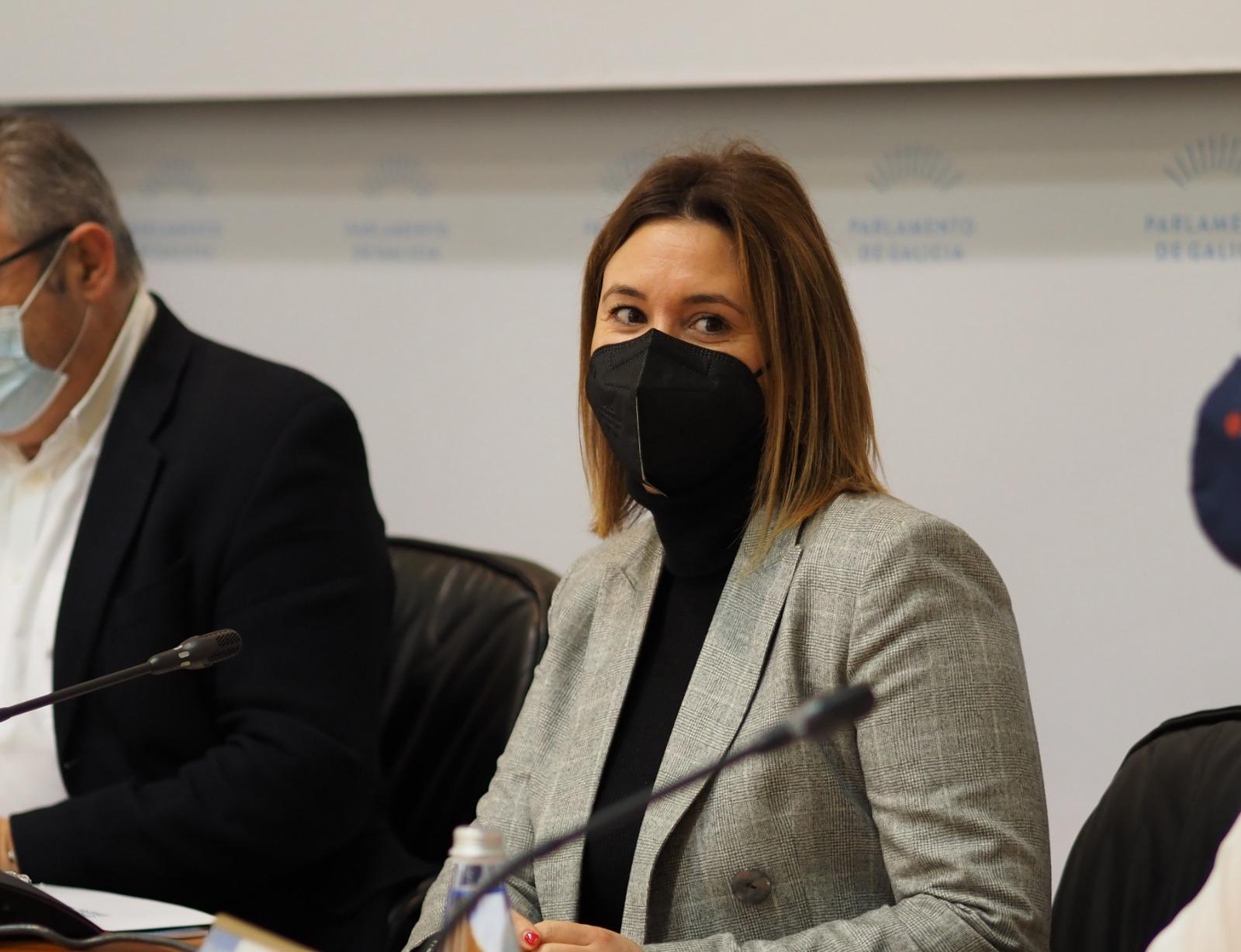 Os socialistas denuncian no Parlamento que a sala de agarda para as mulleres maltratadas do xulgado de Viveiro segue sen habilitarse