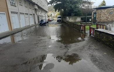 O PP de Viveiro pide ao goberno local que inicie con carácter inmediato os trámites para evitar os asolagamentos na rúa Granxas