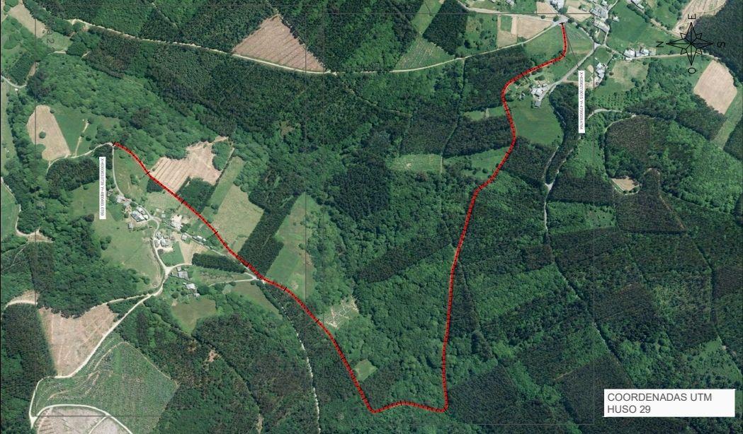 O Concello de Riotorto investirá este ano 2021 maís de 600.000€ no acondicionamento de camiños municipais e mellora de redes de saneamento nos pobos