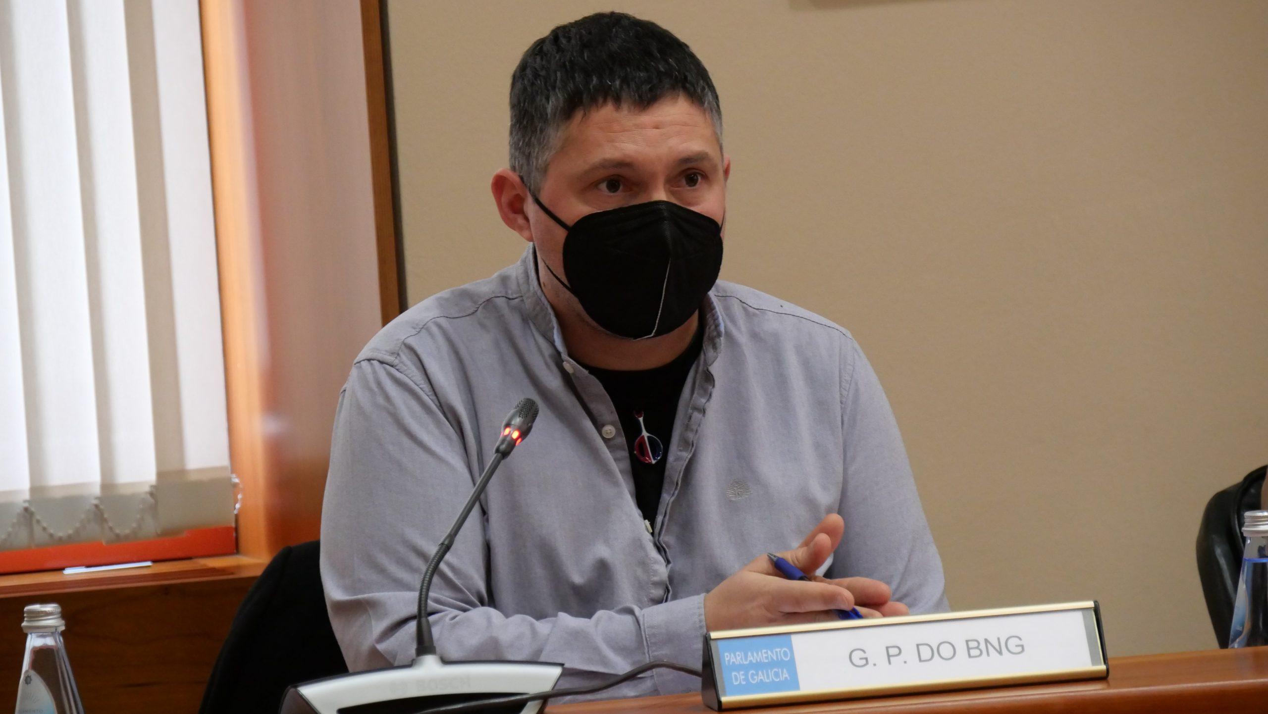 O BNG pide á Xunta que consensúe coa comunidade educativa os medios necesarios para un plan de ensino virtual eficiente