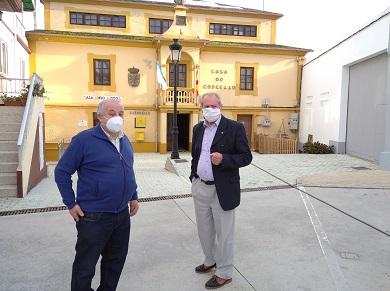 Os socialistas de Riotorto avanzan que se instalarán 52 novas luminarias no concello a través do Plan Ilumin@ da Deputación