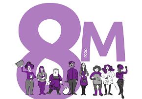 O BNG de Viveiro pide apoio ás reivindicacións do feminismo galego con motivo do 8M