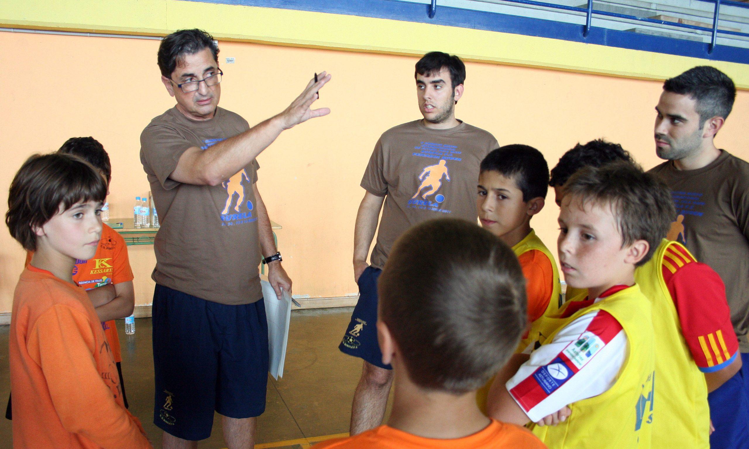 Sito Rivera, novo adestrador do Pescados Rubén BFS